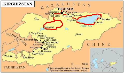KirghizMap