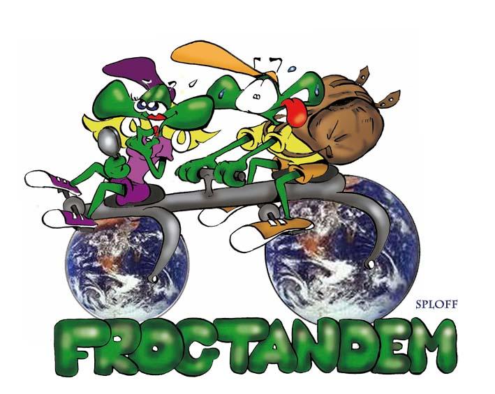 frog tandem
